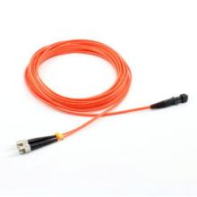 MTRJ-St Multimode Duplex Fiber Optic Patch Cord