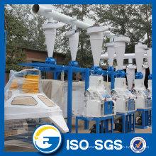 Pequeña máquina de fabricación de polvo de harina de maíz