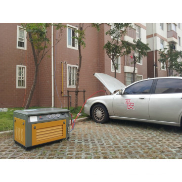 Refuel Your CNG Vehicle at Home