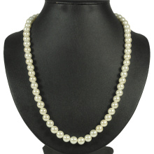 Factory directly supply for Supply Pearl Bead Necklace,Beaded Necklaces,Beaded Necklace Designs to Your Requirements Wholesale White Pearl Necklace for Woman supply to Zambia Factory