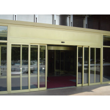 Aluminum Rail Automatic Telescopic  Door Operators