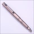 Идеальный Работы Из Нержавеющей Стали Самообороны Тактическая Ручка Хорошее Чувство T010