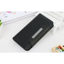 Phone Magnetic Wallet Cover Case for Samsung S5 (M1471511)