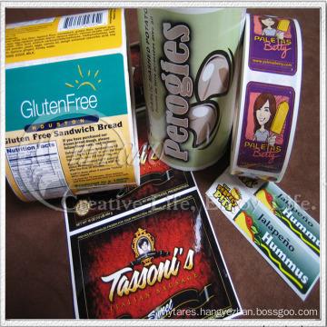 Self Adhesive Label in Roll (KG-LA014)