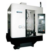 Máquina de gravura de metal de alta precisão para processamento de capa móvel (RTM500)
