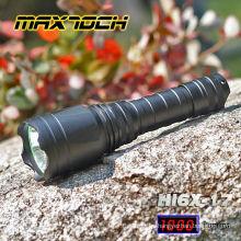 Maxtoch HI6X-17 1000 lúmenes 350m LED linterna de largo alcance