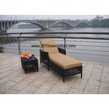 Rattan Lounge Chair (5010)