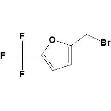 2- (Bromomethyl) -5- (trifluoromethyl) Furan CAS No. 17515-77-4