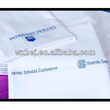 nova planície branco hopital equipado folha de cama de hospital conjunto china