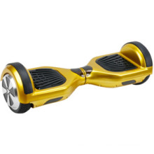 LED Light Mini Smart Two Wheel Scooter with Solid Tire