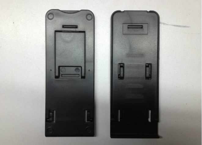 Plastic mould cover