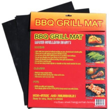 BBQ Grill Mat with PTFE Coated