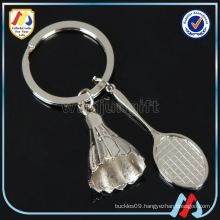 Laduree Badminton Tennis Ball Keychain