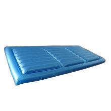 Cama de ar de água de PVC para colchão de água anti-escaras W02