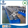 Traffic barrier C section unistrut channel production line