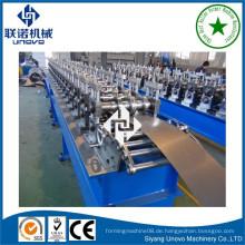 Heiße Verkaufs-Stahl C strukturelle Purlin Rollen-Umformmaschine
