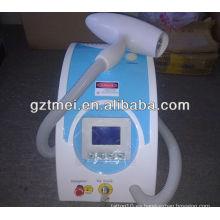 Salon Top tatuaje láser remoción máquina 2013 nuevos productos