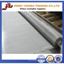 Malla de alambre de acero inoxidable 316 / Malla de acero inoxidable 304 / Acero inoxidable de 316L
