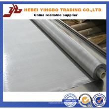 Malha de arame de aço inoxidável 316 / malha de aço inoxidável 304 / aço inoxidável 316L