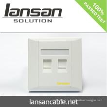 Заводская двойная лицевая панель для кабельного решения в Китае