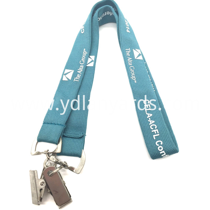 Advertising Polyester Lanyards