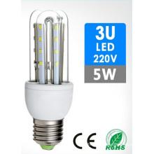 Lâmpada LED 3u Forma 5W