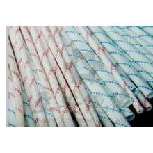 Elektrische Fiberglas-PVC-Hülse