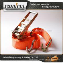 Подгонянный портативный полиэстер веревка для крепления груза ремень