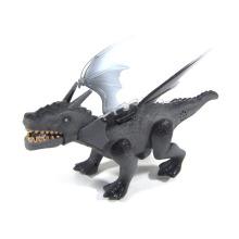 Dinossauro de plástico B / O com luz e ação (10214972)