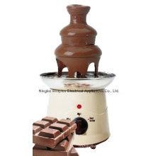 Мини-PRO 3-уровневого шоколадный фонтан