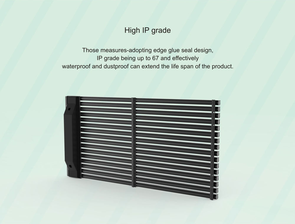 Outdoor Grille Curtain& video media facadeP15.625-_06