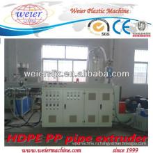 Экструдеры SJ-65/33 один винт для изготовления труб HDPE