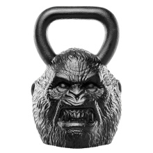90 LB Big Foot Animal Face Kettlebell