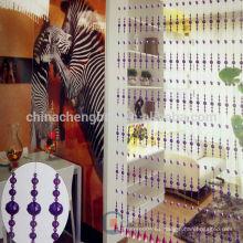 Cristal de China cristal de cortina cortina de cristal rebordeado cortina de puerta