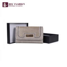 HEC Custom Fashion Trends Lady Purses Multicolor Wallet
