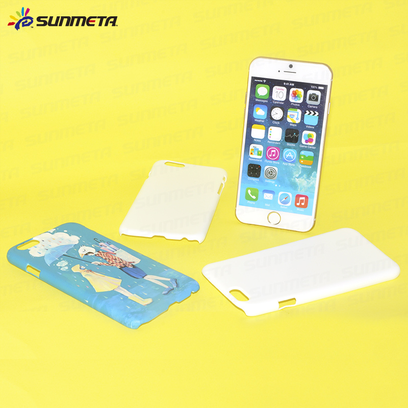 3D Sublimation Phone Case Blanks