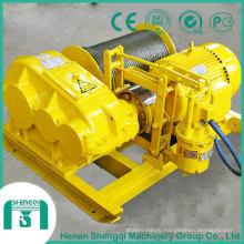Тип JK 2 тонн электрическая Лебедка с быстрой скоростью
