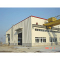Entrepôt de Structure métallique de stockage céréales agricoles (KXD-pH9)