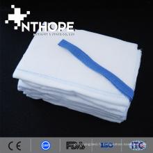 coton hémostatique éponge de gaze lavée abdominale