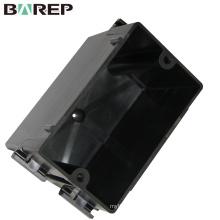 YGC-015 Fábrica por atacado gfci caixa de junção elétrica pequena de plástico