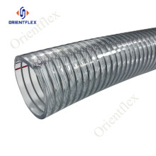 pvc spring steel wire spring vinyl platice hose