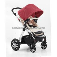 Heißer verkaufender Baby-Spaziergänger mit Aluminiumrahmen
