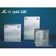 Caja de conexiones de acero inoxidable Ik10