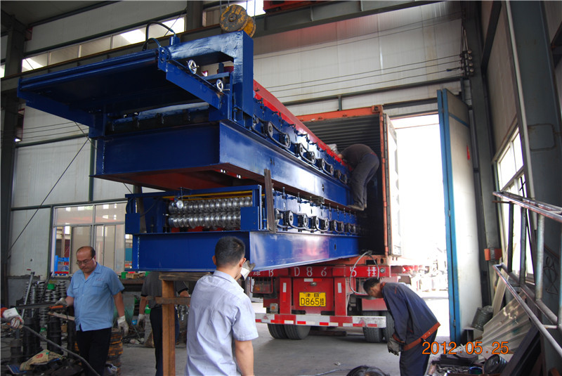 40 feet package Profile Roll Forming Machine