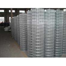Mailles soudées utilisées en protection et construction