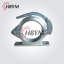 Snap Forged Mounting Clamp untuk Pompa Beton
