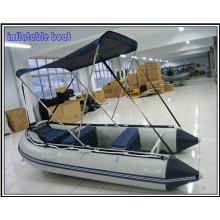 3,6 m PVC-Material-Schlauchboot der SD-Serie, Multifunktionsboot, das als Tauchen, Sightseeing und Rettung verwendet wird, aufblasbares Hochleistungs-Arbeitsboot Work