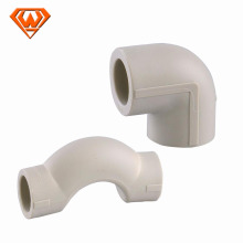 PPR plastic material pipe fitting sockets with M&F thread