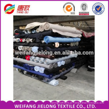 Sarja CVC plainTC Sarja 65/35 21 * 21/108 * 58 200 CM Tecido Uniforme de tingimento TC sarja preço de fábrica