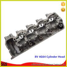8V 4G64 Двигатель Головка цилиндра Md099389 для Mitsubishi Galant Колесница Grandis 2350cc